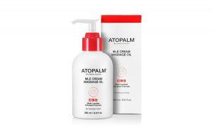Atopalm Cream Massage Oil